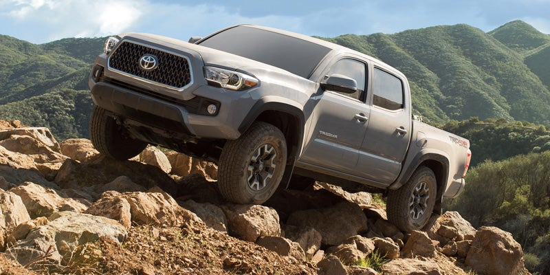 Toyota Tacoma Truck >> 2019 Tacoma Specials Madison Toyota Dealer Smart Motors