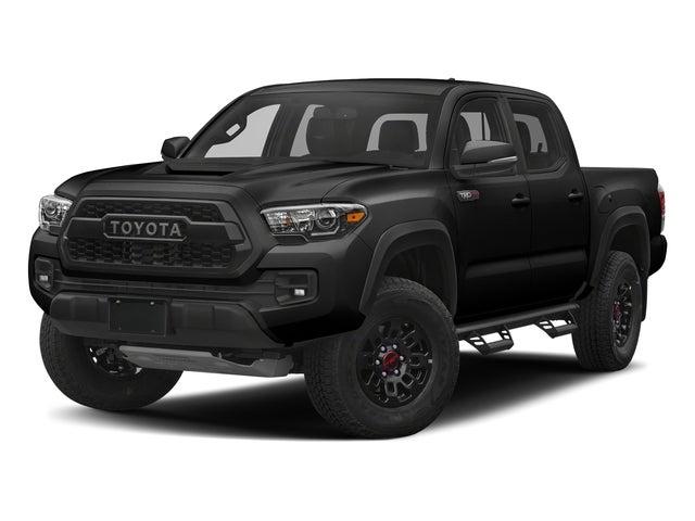 2018 Toyota Tacoma Trd Pro Motavera Com
