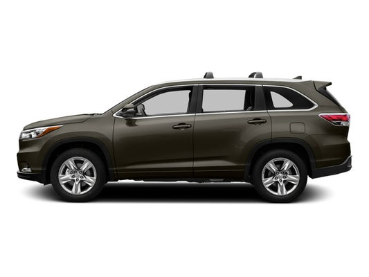 2015 Toyota Highlander For Sale >> 2015 Toyota Highlander Limited Platinum