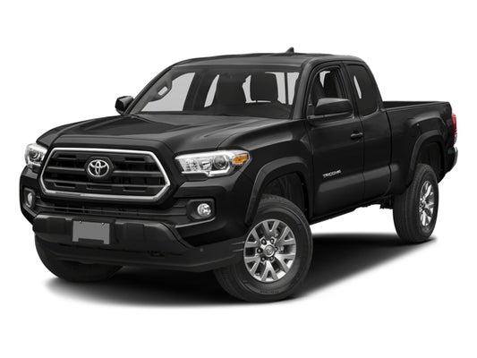 2016 Toyota Tacoma For Sale >> Used Toyota Tacoma For Sale In Madison Wi 2016 Toyota Tacoma Sr5