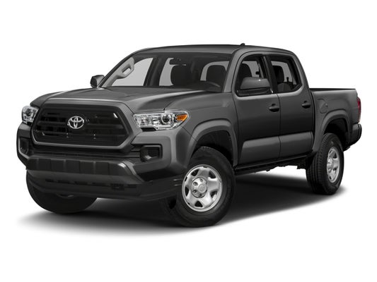 2016 Toyota Tacoma Sr Double Cab V6 In Madison Wi Smart