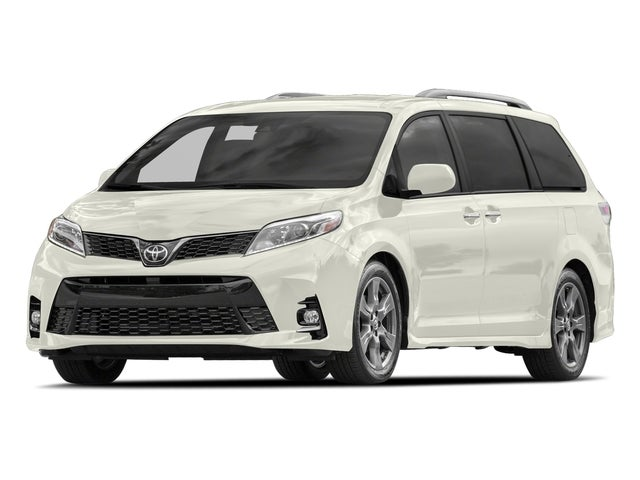 2018 Toyota Sienna LE in Madison WI Madison Toyota Sienna