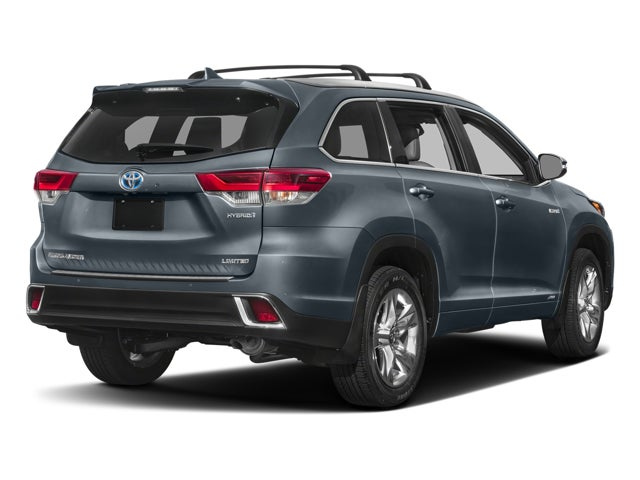 2017 Toyota Highlander Hybrid Limited In Madison Wi Smart