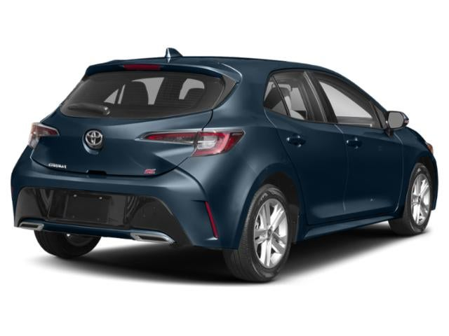 2019 Toyota Corolla Hatchback Se For Sale In Wisconsin Madison