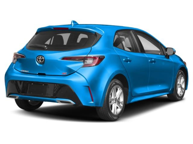 2019 Toyota Corolla Hatchback Xse For Sale In Wisconsin Madison