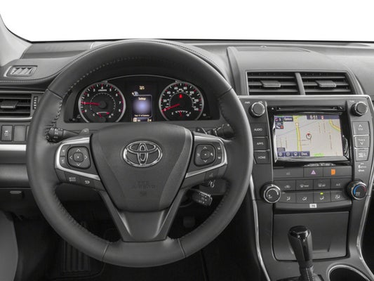 2016 Toyota Camry Se In Madison Wi Smart