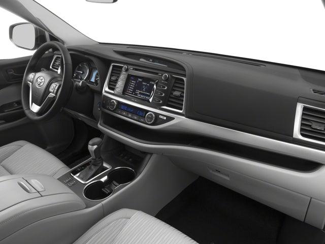 2016 Toyota Highlander Hybrid Limited Platinum In Madison Wi Smart