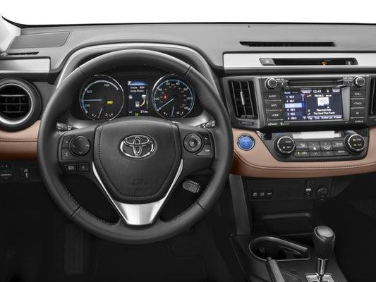 2016 Toyota Rav4 Hybrid Xle In Madison Wi Smart