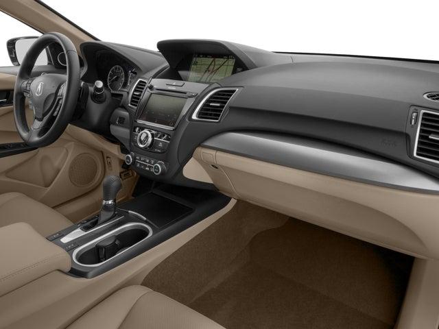 Acura RDX WTechnology Pkg In Madison WI Madison Acura RDX - Acura rdx floor mats