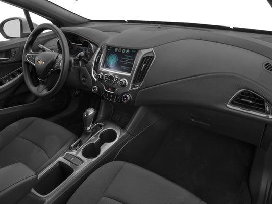 2017 Chevrolet Cruze Lt In Madison Wi Smart Toyota