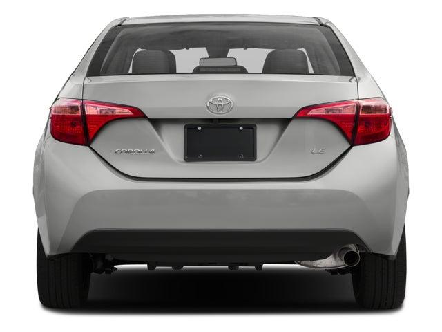 2018 Toyota Corolla Le In Madison Wi Smart