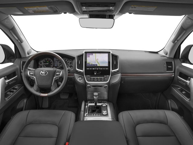 Fresh Land Cruiser 2016 Interior
