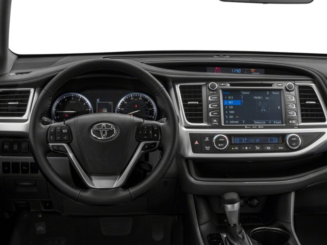 2018 Toyota Highlander Limited Platinum in Madison WI