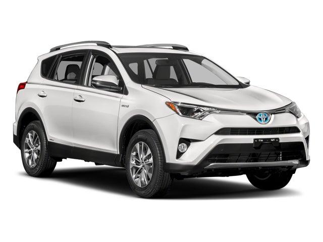 2018 Toyota Rav4 Hybrid Hybrid Xle In Madison Wi Madison Toyota