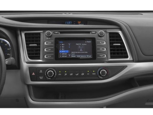 2019 Toyota Highlander Se For Sale In Wisconsin Madison Toyota