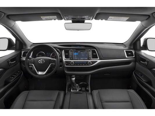 2019 Toyota Highlander Limited Platinum In Madison Wi Smart