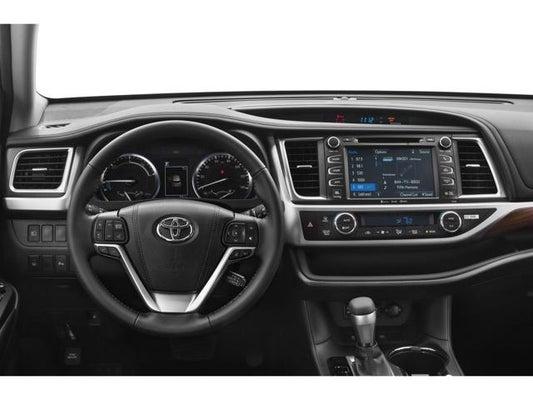 2019 Toyota Highlander Hybrid Xle In Madison Wi Smart