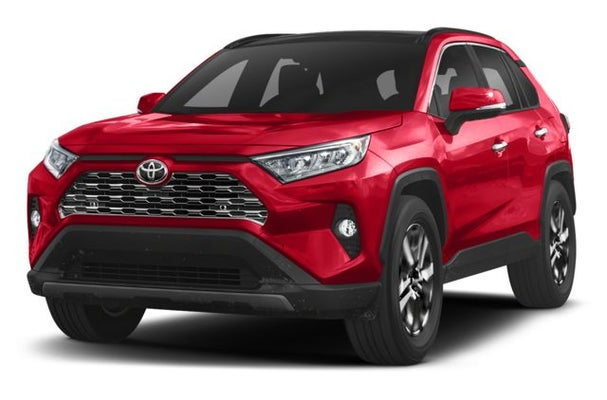 2019 Toyota Rav4 Le For Sale In Wisconsin Madison Toyota Smart