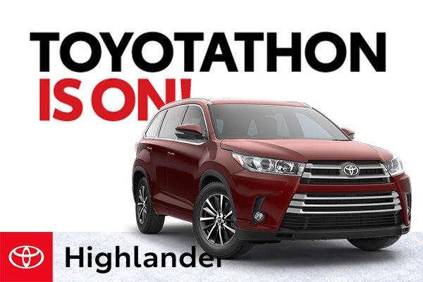 2019 Highlander Toyotathon